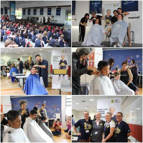 Hair for Hope 2019