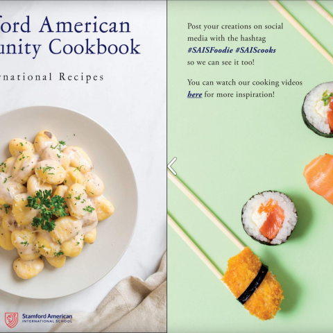Stamford American Community Cookbook Cooking Channel